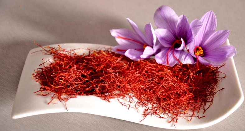 Features of Saffron Types