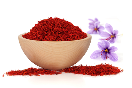 Prices of saffron in Mashhad