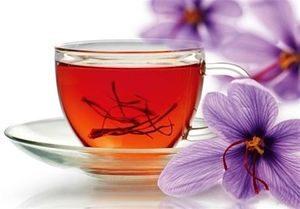 همه چی درباره چای زعفران