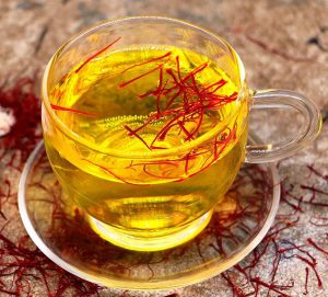 Properties of saffron in Islamic and Iranian medicine