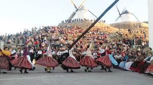 جشنواره برداشت زعفران در اسپانیا + تصویر